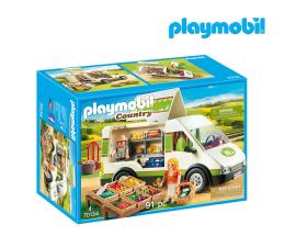 Klocki PLAYMOBIL ® PLAYMOBIL Samochód do sprzedaży owoców i warzyw
