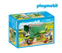 Klocki PLAYMOBIL ® PLAYMOBIL Mobilny kurnik