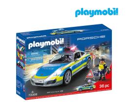 Klocki PLAYMOBIL ® PLAYMOBIL Porsche 911 Carrera 4S Policja