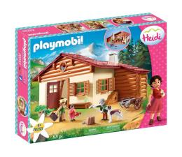 Klocki PLAYMOBIL ® PLAYMOBIL Heidi z dziadkami z chatką w górach