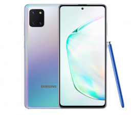 Smartfon / Telefon Samsung Galaxy Note 10 Lite N770F Silver
