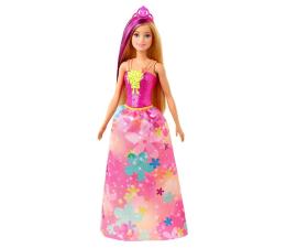 Lalka i akcesoria Barbie Dreamtopia Księżniczka różowa tiara