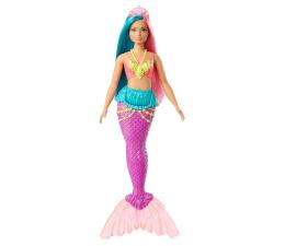 Lalka i akcesoria Barbie Dreamtopia Syrenka turkusowo-różowa