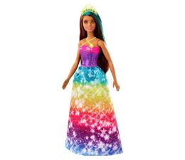 Lalka i akcesoria Barbie Dreamtopia Księżniczka żółta tiara