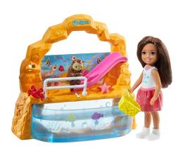 Lalka i akcesoria Barbie Chelsea Akwarium Zestaw z lalką