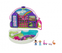 Lalka i akcesoria Mattel Polly Pocket Kompaktowa Torebka Rainbow Dream