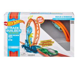 Pojazd / tor i garaż Hot Wheels Track Builder Zestaw do rozbudowy Pętla