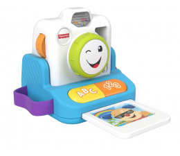 Zabawka dla małych dzieci Fisher-Price Wesoły aparat fotograficzny