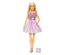 Lalka i akcesoria Barbie Lalka urodzinowa z prezentem