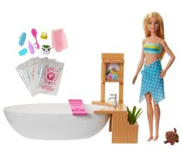 Lalka i akcesoria Barbie Relaks w kąpieli Zestaw z lalką