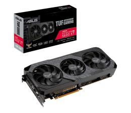 Karta graficzna AMD ASUS Radeon RX 5600 XT TUF Gaming EVO OC 6GB GDDR6