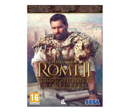 Gra na PC PC Total War: Rome 2 - Enemy at the Gates Ed.