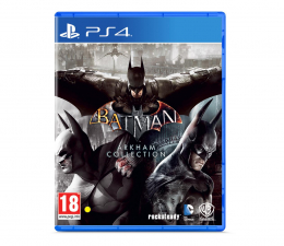 Gra na PlayStation 4 PlayStation Batman Arkham Collection