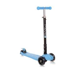 Hulajnoga dla dzieci Movino Hulajnoga balansowa Twist Plus Niebieska