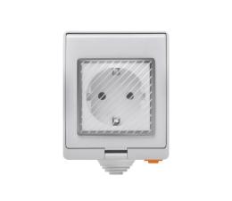 Gniazdo Smart Plug Sonoff S55 bezprzewodowe zewnętrzne (Wi-Fi)