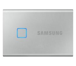 Dysk zewnętrzny SSD Samsung Portable SSD T7 Touch 500GB USB 3.2 Srebrny