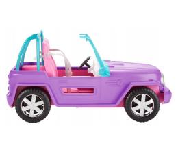 Lalka i akcesoria Barbie Plażowy Jeep