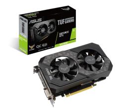 Karta graficzna NVIDIA ASUS GeForce GTX 1660 SUPER TUF Gaming OC 6GB GDDR6