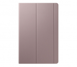 Etui na tablet Samsung Book Cover do Samsung Galaxy Tab S6 brązowy
