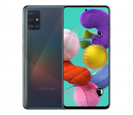 Smartfon / Telefon Samsung Galaxy A51 SM-A515F Black