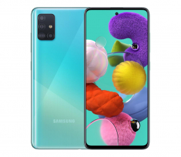 Smartfon / Telefon Samsung Galaxy A51 SM-A515F Blue