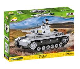 Klocki Cobi Panzer III Ausf.E - niemiecki czołg średni