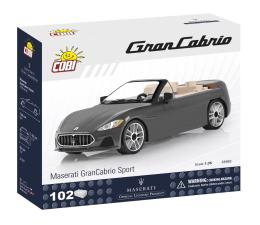 Klocki Cobi Maserati GranCabrio Sport