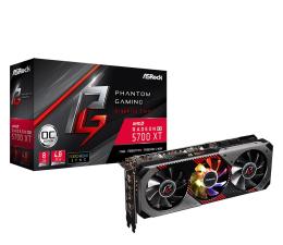 Karta graficzna AMD ASRock Radeon RX 5700 XT Phantom GAMING D OC 8GB GDDR6