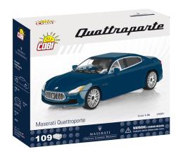 Klocki Cobi Maserati Quattroporte