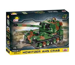 Klocki Cobi Howitzer AHS Crab - samobieżna armatohaubica