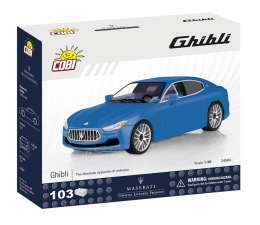 Klocki Cobi Maserati Ghibli