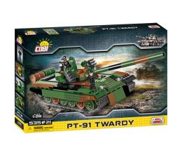 Klocki Cobi PT-91 Twardy - polski czołg podstawowy
