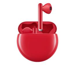 Słuchawki True Wireless Huawei FreeBuds 3 czerwony