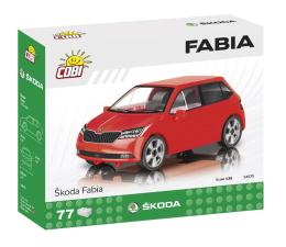 Klocki dla dzieci Cobi Škoda Fabia
