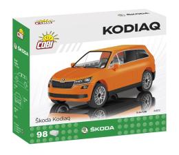 Klocki dla dzieci Cobi Škoda Kodiaq