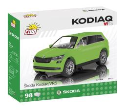 Klocki dla dzieci Cobi Škoda Kodiaq VRS