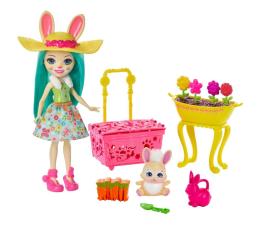 Lalka i akcesoria Mattel Enchantimals Wonderwood Wiosenne króliczki Zestaw