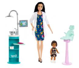 Lalka i akcesoria Barbie Kariera Dentystka