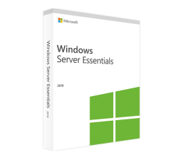 Program serwerowy Microsoft Windows Server 2019 Essentials x64 2CPU PL OEM