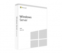 Oprogramowanie serwera Microsoft Windows Server 2019 5 CAL User PL OEM