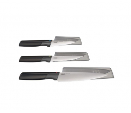 Akcesoria do kuchni Joseph Joseph Zestaw 3 noży Elevate