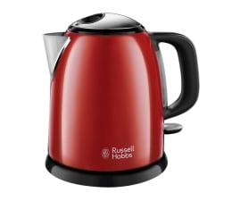 Czajnik elektryczny Russell Hobbs Colours Plus Mini czerwony