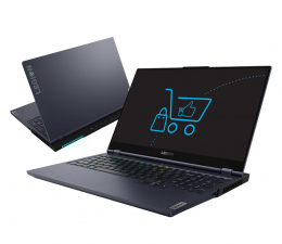 "Notebook / Laptop 15,6"" Lenovo Legion 7i-15 i7-10750H/16GB/512 RTX2070 144Hz"
