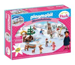 Klocki PLAYMOBIL ® PLAYMOBIL Kalendarz adwentowy - Heidi