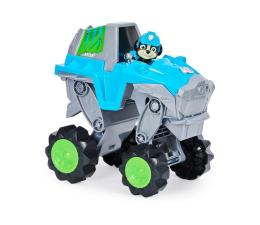 Pojazd / tor i garaż Spin Master Psi Patrol Dino Pojazd Rexa z figurką
