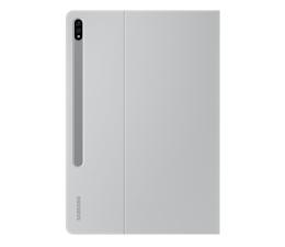 Etui na tablet Samsung Book Cover do Galaxy Tab S7+ szary