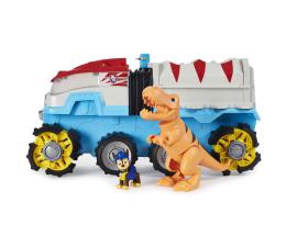 Pojazd / tor i garaż Spin Master Psi Patrol Dino Transportowiec