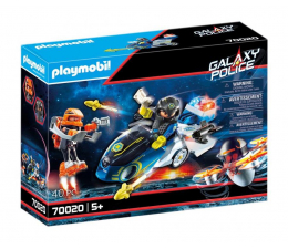 Klocki PLAYMOBIL ® PLAYMOBIL Galaxy Motor policyjny