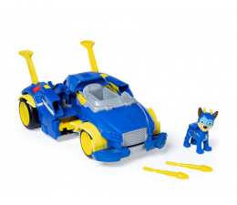 Pojazd / tor i garaż Spin Master Psi Patrol Mighty Pups Pojazd transformujący Chase