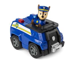 Pojazd / tor i garaż Spin Master Psi Patrol Pojazd z figurką Chase wóz policyjny